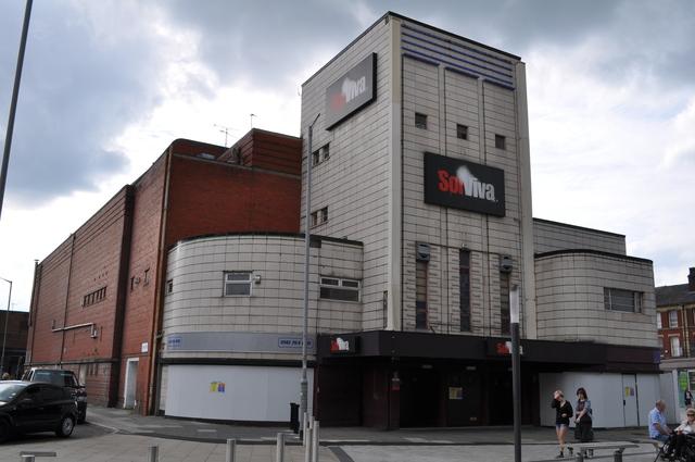 Odeon Bury