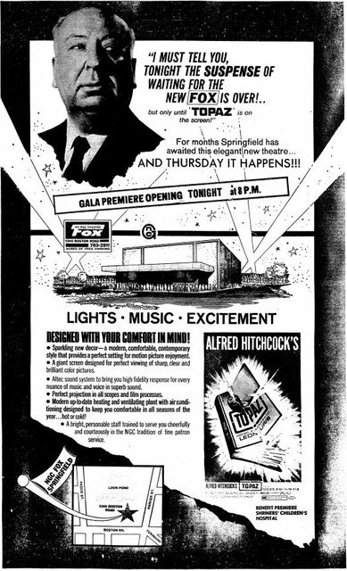 February 26th, 1970 grand opening ad