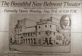 New Belmont Theater