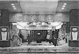 Cineac Centre Cinema