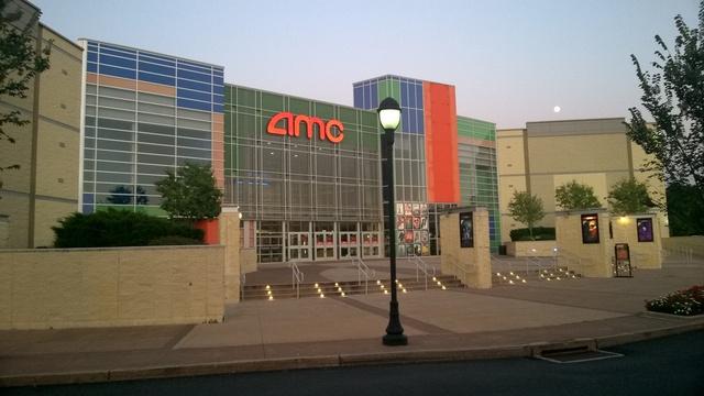 AMC Center Valley 16 in Center Valley, PA - Cinema Treasures