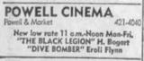 Powell Cinema