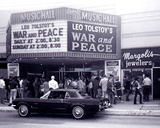 """Beverly Hills Music Hall - """"War and Peace"""" engagement"""