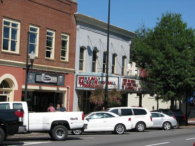 alamo theatre in newnan ga cinema treasures