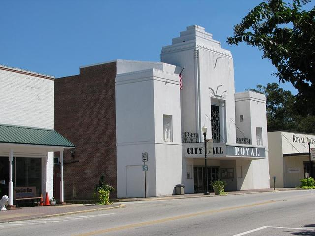 Royal Theatre,  Hogansville, Ga.