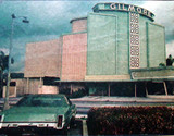 Pacific's Gilmore Drive-In exterior