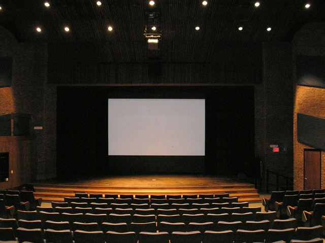 Sarratt Cinema