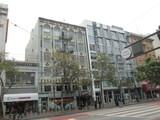 NEW BUILDING UP FORMER UA/MARKET ST CINEMA.SITE SF