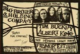 1968, the first advertisement for the Fillmore East.