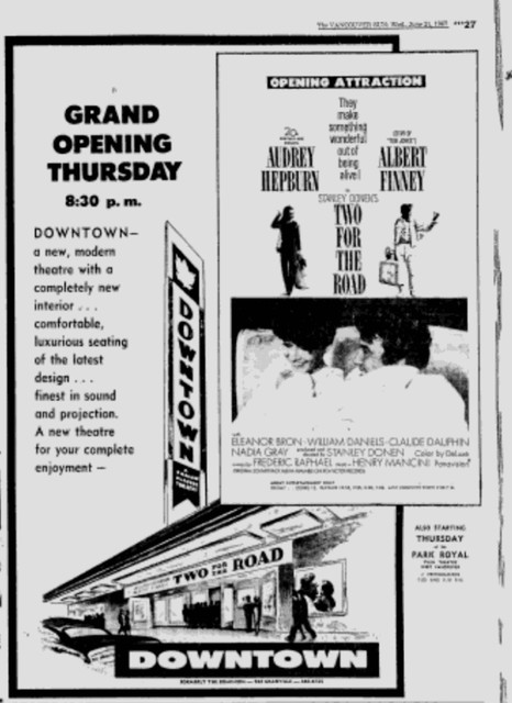 Vancouver Sun June 21 1967