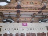 ORPHEUM THEATRE SF CA