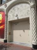 MARKET ST ORPHEUM SF STAGE DOOR.