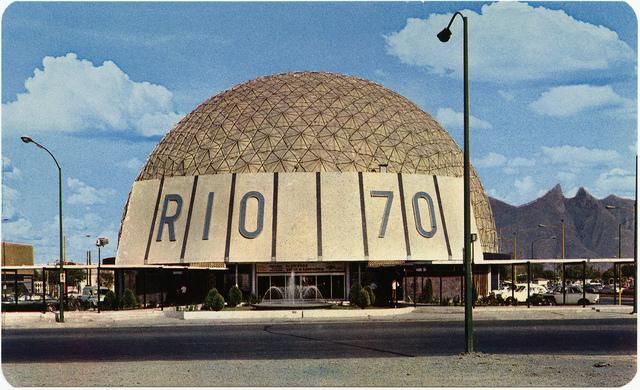 Cinema Rio 70 Auditorio In Monterrey Mx Cinema Treasures