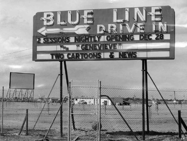 Blueline Drive-In