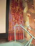 ALAMEDA THEATRE DECO CURTAINS