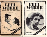<p>Scans of program covers from the mid-70's.</p>