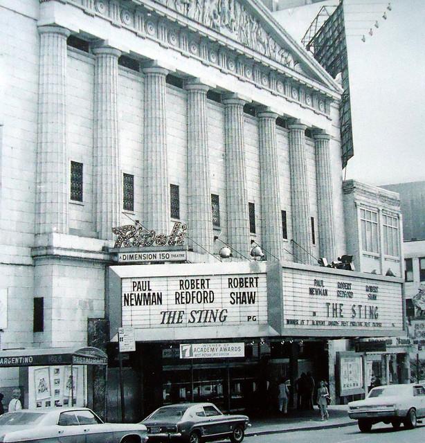 Rivoli Theatre exterior