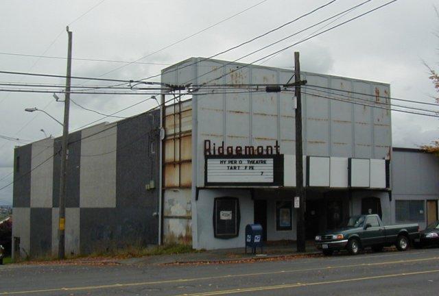 Ridgemont Theatre