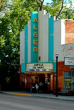 ALGER Theatre; Lakeview, Oregon