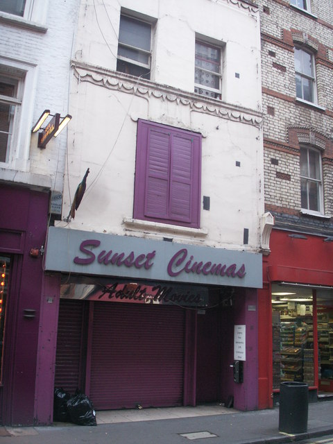Sunset Cinemas in August 2008