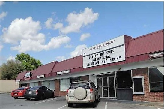 Old Arlington Theatre