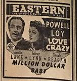 1941 Newspaper Ad for the Eastern Theater