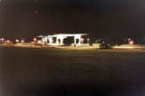 Midway Drive-In Box-Office at night (1982)