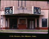 Theatre 1536
