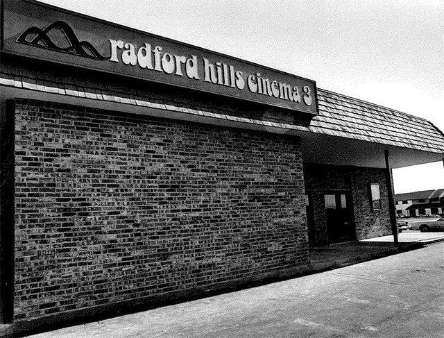 Radford Hills Cinema 3