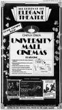 University Mall Twin Theatres