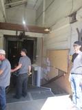 Stage Door Golden Gate Load In
