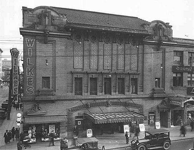 Wilkes Theatre