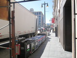 Truck For New Golden Gate Stage Show