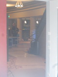 Golden Gate Theatre Side Lobby Exit Doors