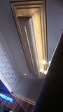 Upper foyer full height Ceiling detail
