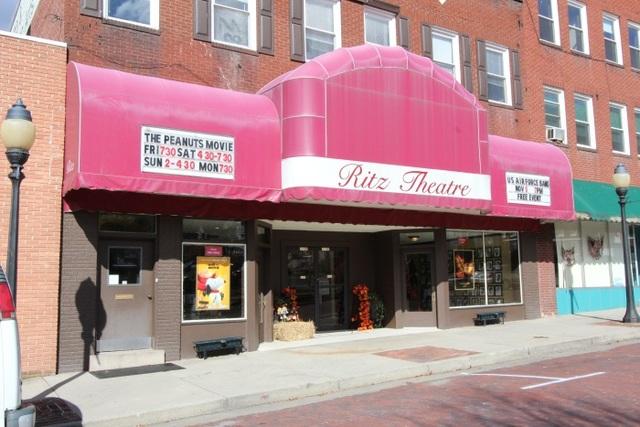 Ritz Theatre-Cinema & Performing Arts