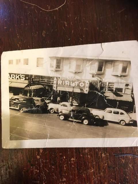 Rialto Theater, Sacramento California