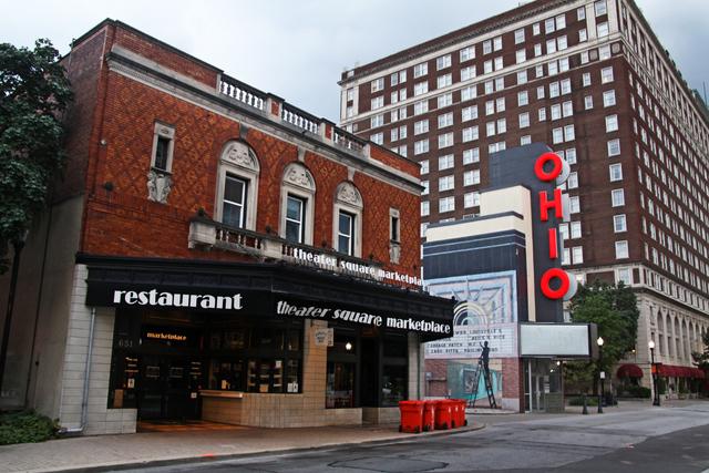 Ohio Theatre Marqee