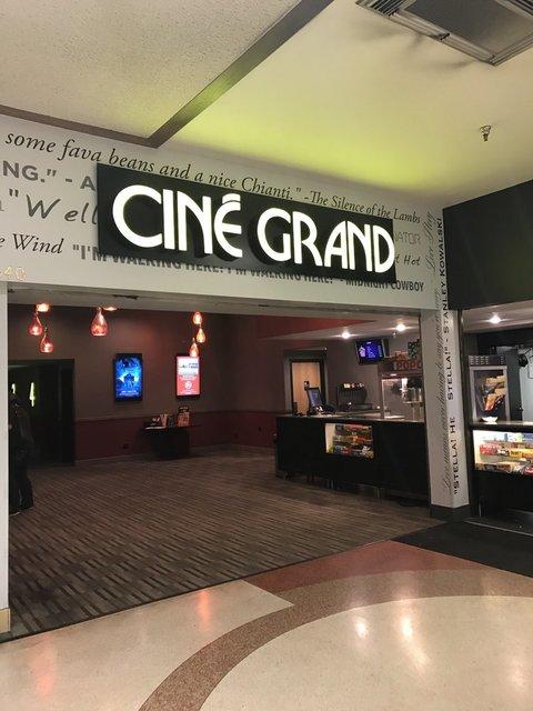 Cine Grand Mankato 4