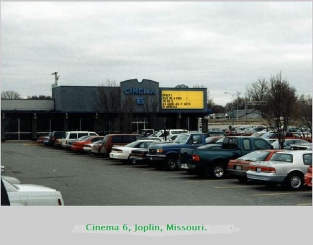 Movies Joplin Mo >> Joplin 6 Cinemas In Joplin Mo Cinema Treasures