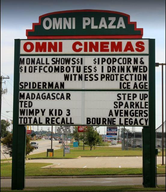 Omni Cinemas 8