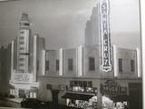 First Santa Cruz Theatre Neon Tower