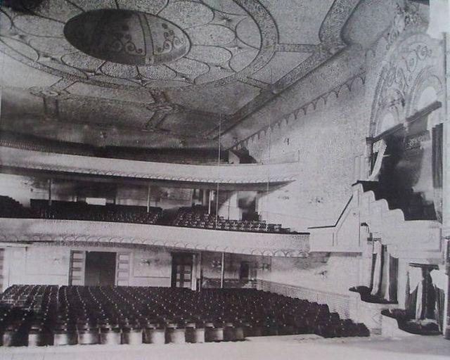 Auditorium, Casino Theatre, 1893