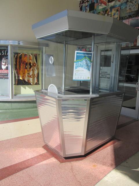 Rio Theatre Ticket Booth