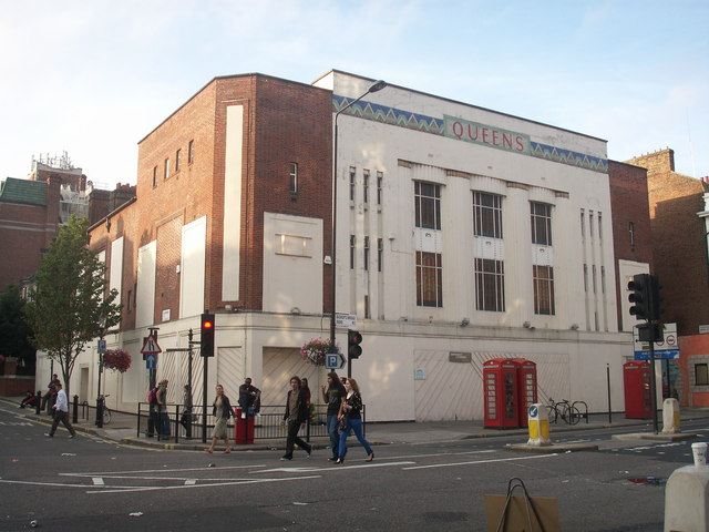 Cannon Bayswater in August 2008