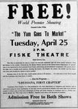 Fiske Theatre