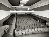 Princess Theatre auditorium - stage view