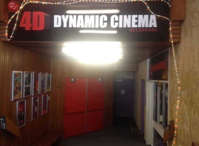 4D Dynamic Cinema