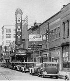 BAY (MEYER) Theatre; Green Bay, Wisconsin.