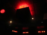 Ceiling Dolby Atmos® Speakers Red Lights